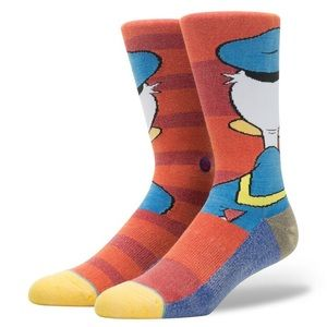 Stance Disney Donald Duck Youth Crew Socks